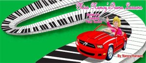 Miss Nancy's Piano Lessons - Stories of a Traveling Piano Teacher